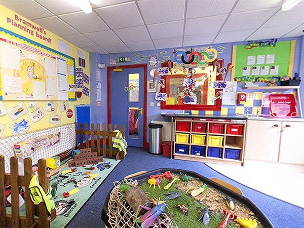 Huggies Day Nursery Virtual Tour